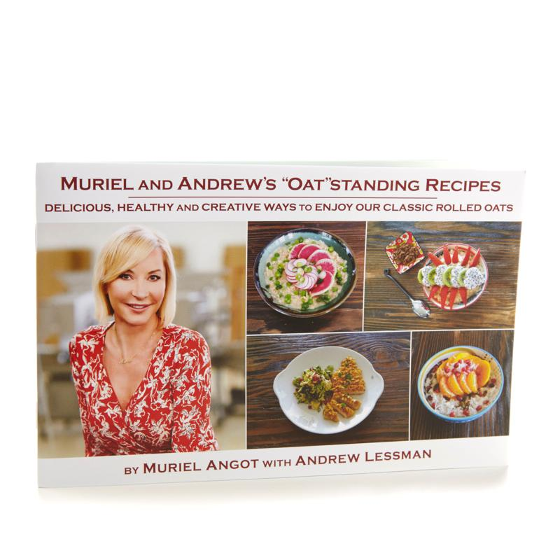 """Muriel and Andrew's """"Oat""""standing Recipes Cookbook"""