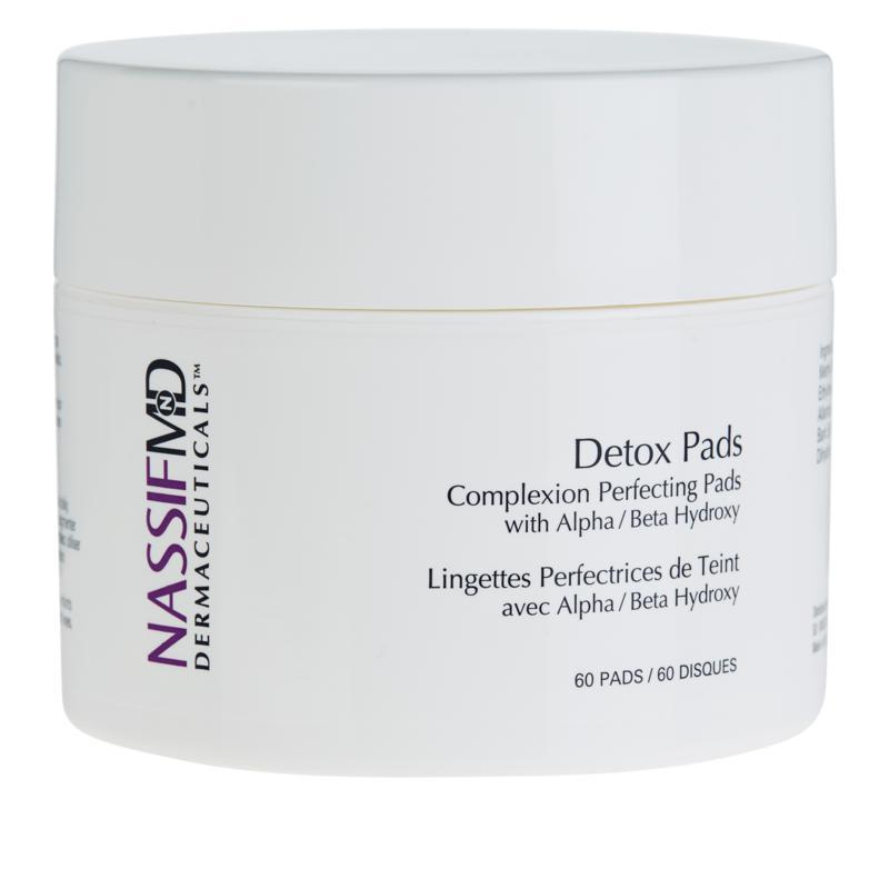 NassifMD® 60-count Original Detox Pads