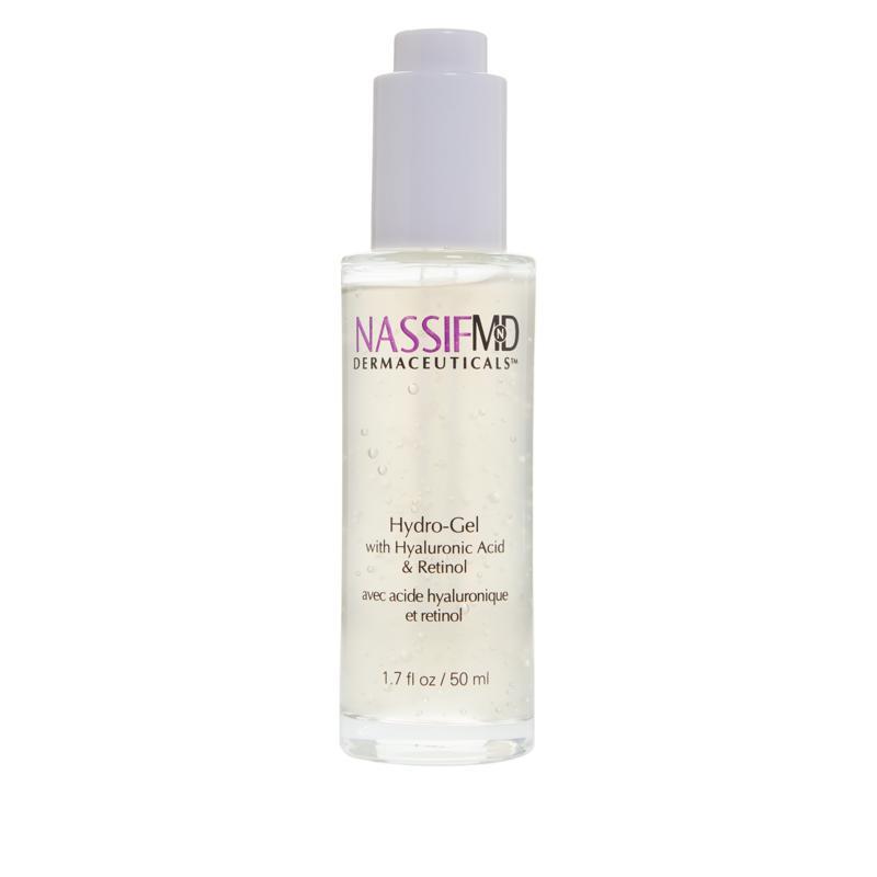 NassifMD® Hydro-Gel with HA, Retinol and Salicylic Acid Auto-Ship®