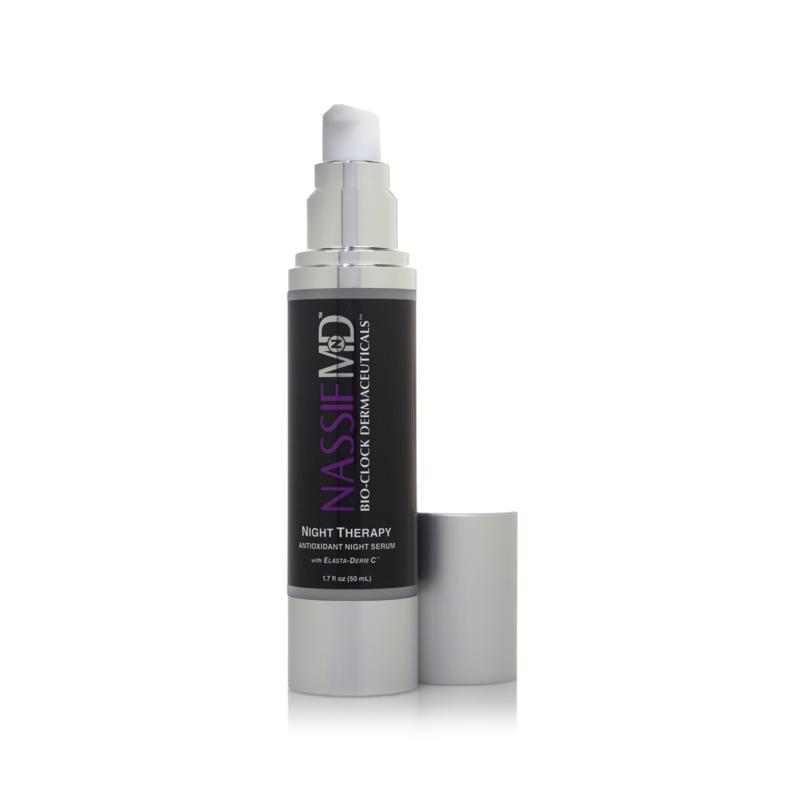 NassifMD® Night Beauty Therapy Serum