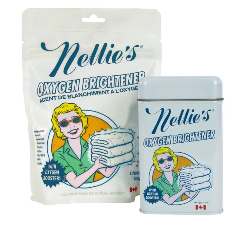 Nellie's All-Natural Oxygen Brightener