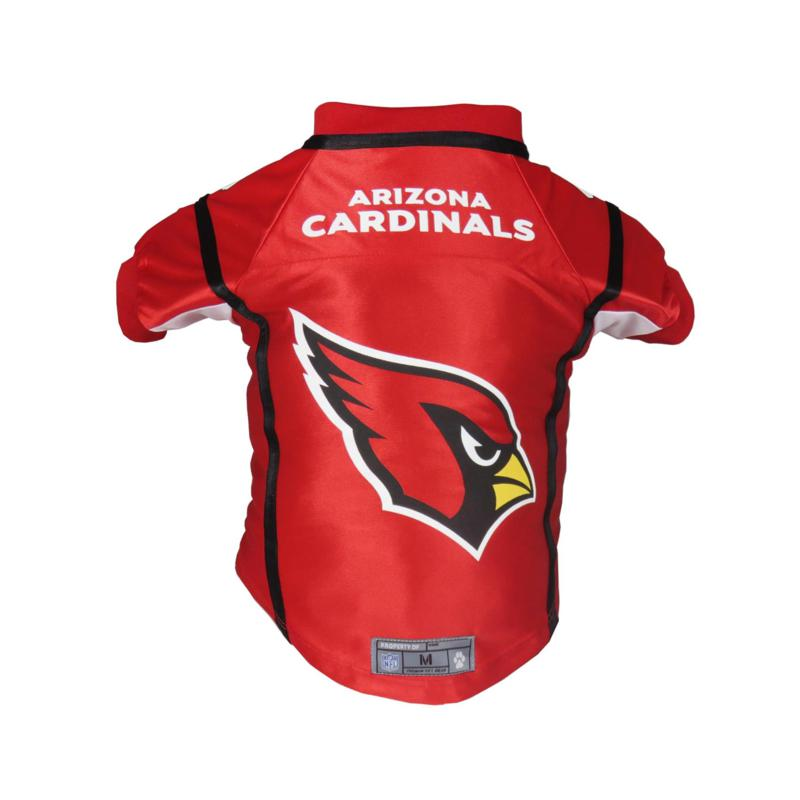 NFL Arizona Cardinals Medium Pet Premium Jersey