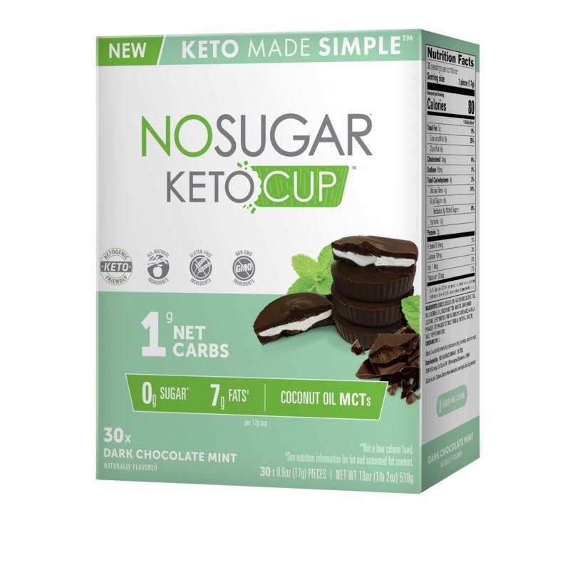 No Sugar Keto 30-count Keto Cups