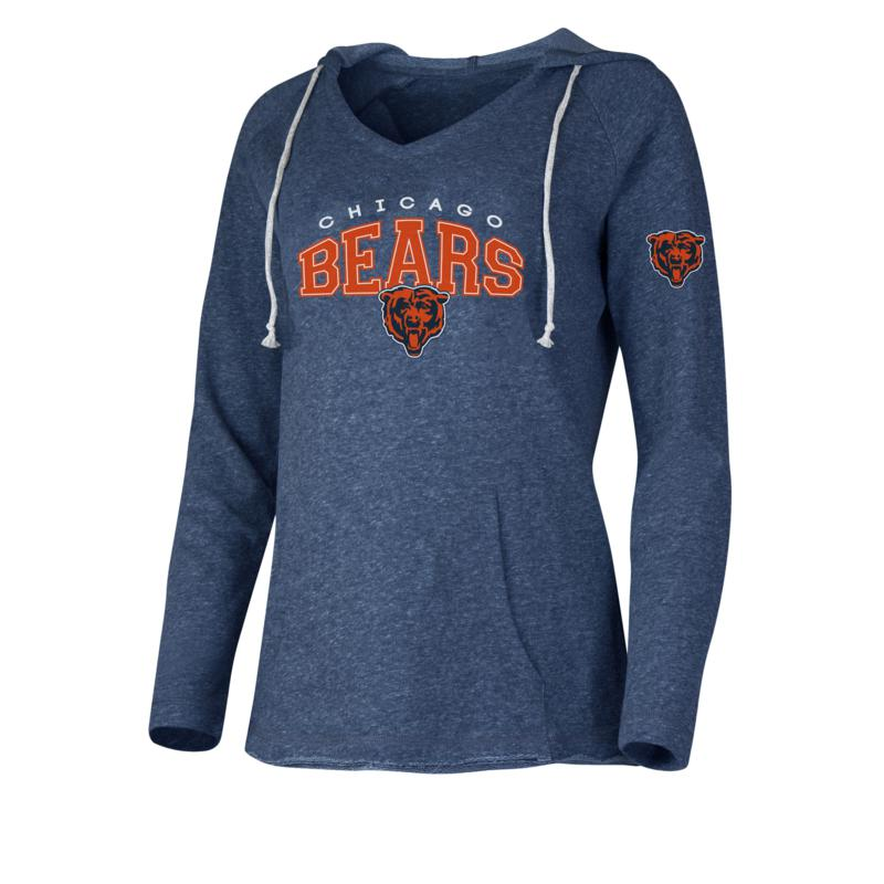 Officially Licensed NFL Women's Pullover Hoodie by College Concepts