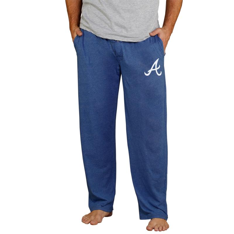 Officially Licensed Quest Men's Knit Pant by Concepts Sport - Braves