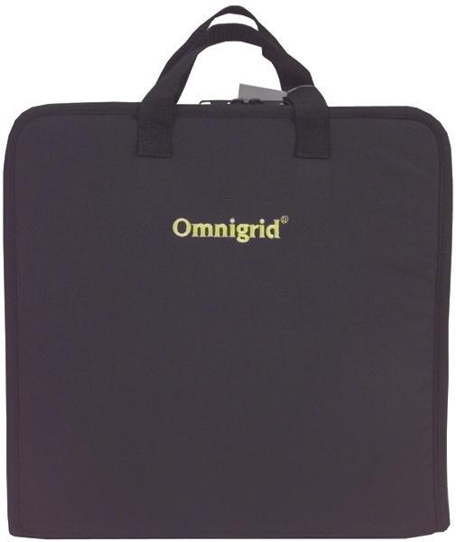 Omnigrid Quilters Travel Case - Black
