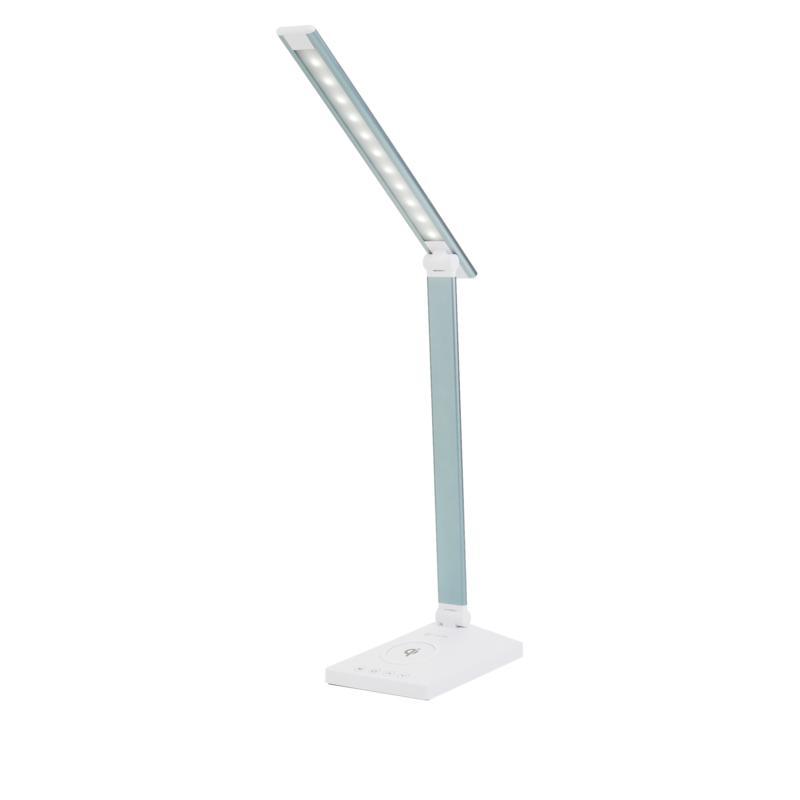 OttLite Wireless Charging Desk Lamp