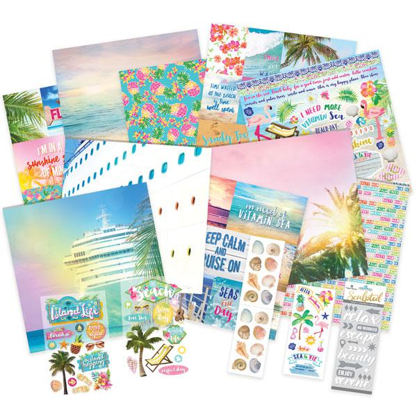 Paper House Paradise Paper Crafting Bundle
