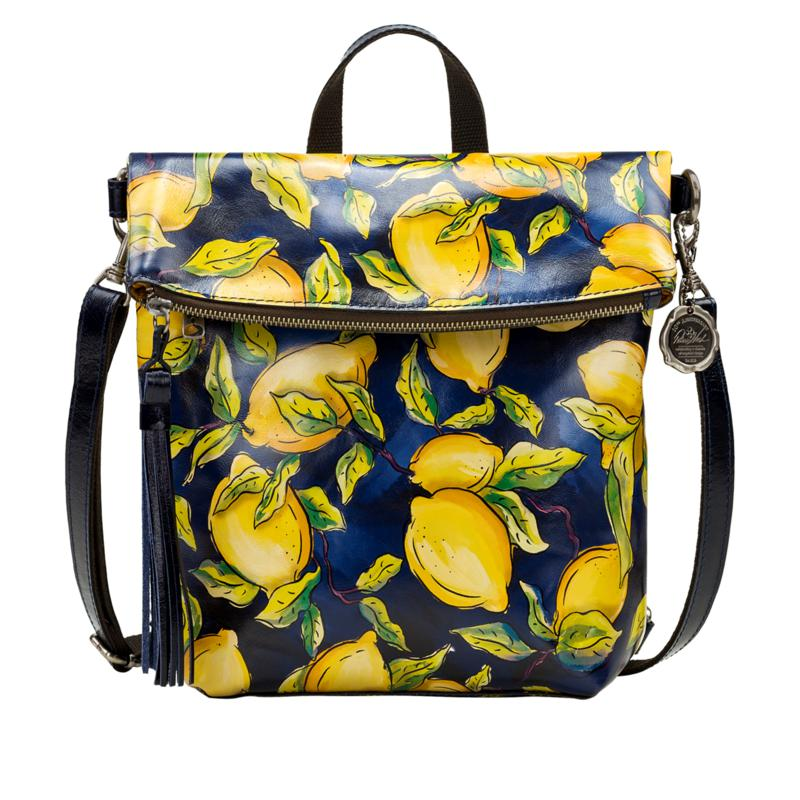 Patricia Nash Luzille Convertible Backpack