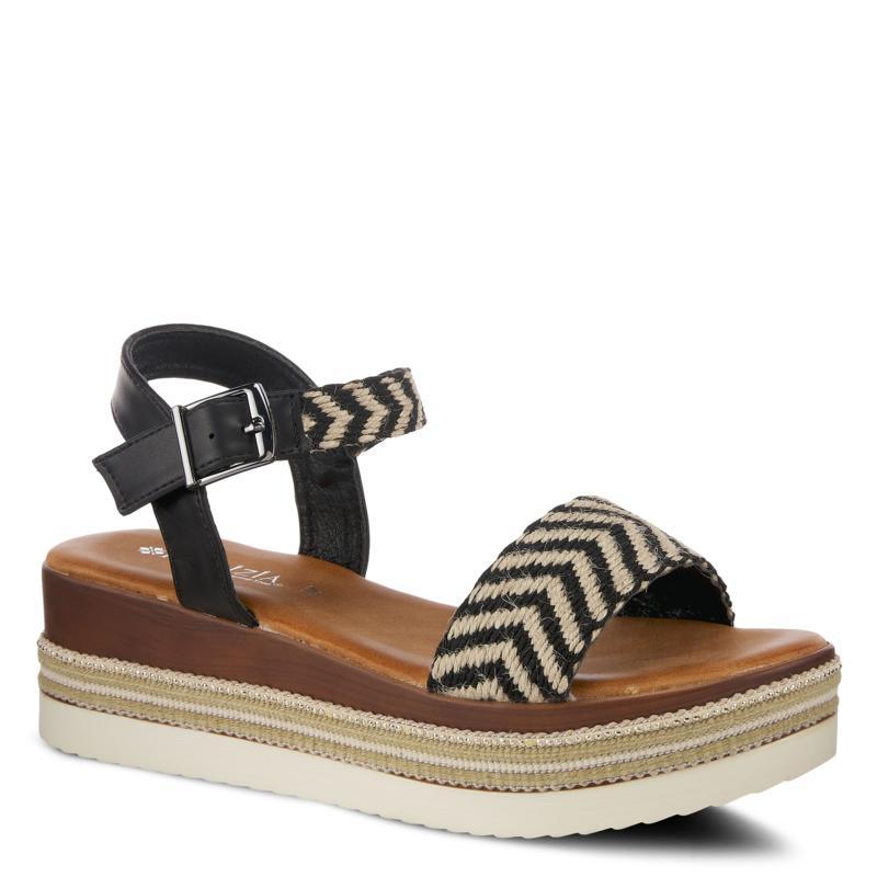 Patrizia Georgia Wedge Sandals
