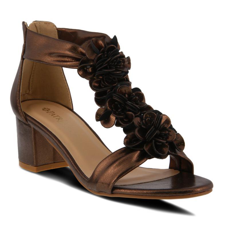 Patrizia Tazetta T-Strap Sandals
