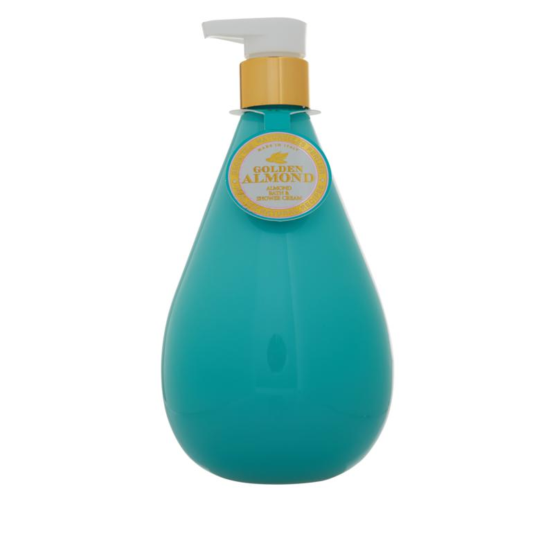 Perlier Golden Almond Bath and Shower Cream