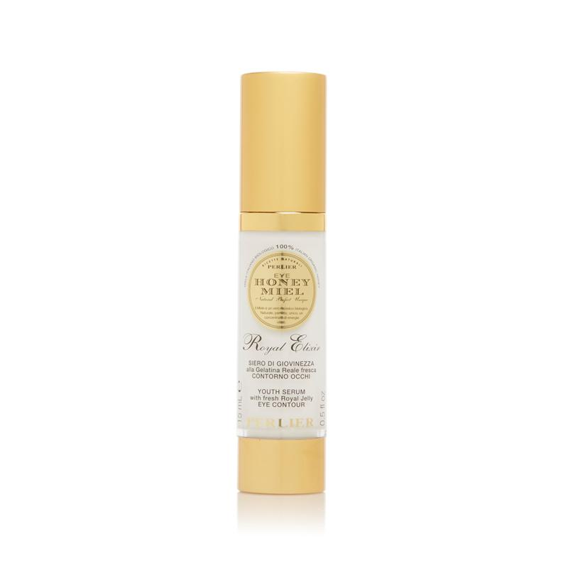 Perlier Honey Miel Royal Elixir Eye Contour Youth Serum