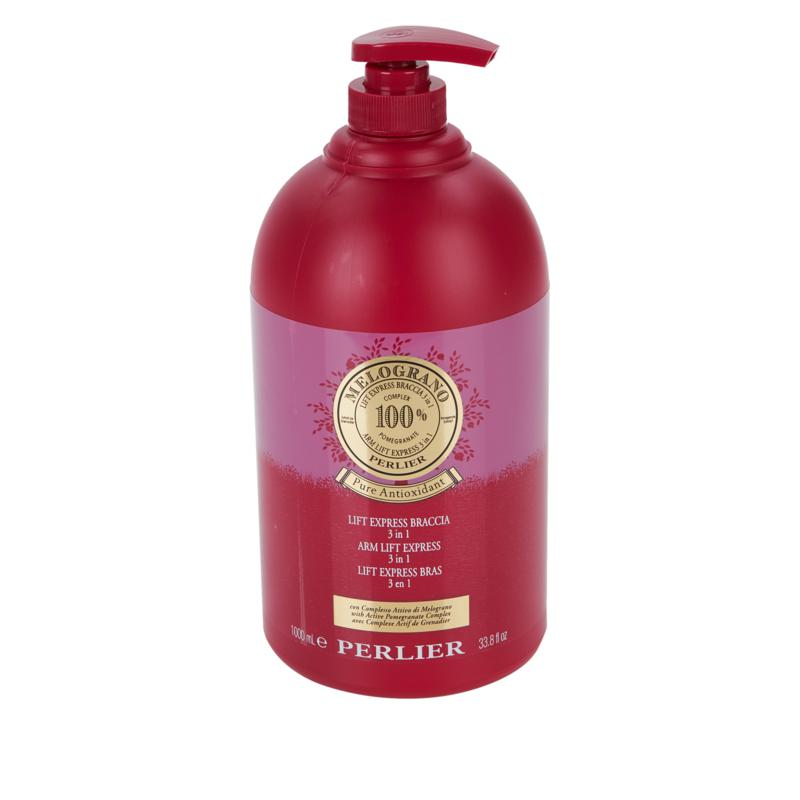 Perlier Pomegranate 3-in-1 Jumbo Arm Lift Express