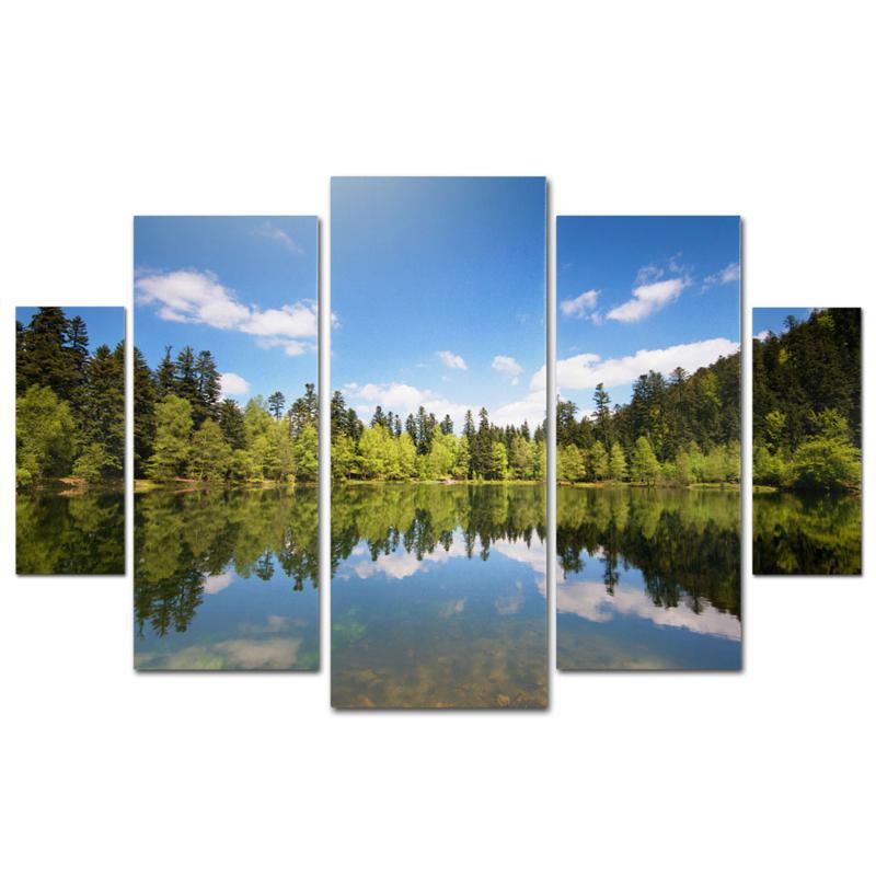 Philippe Sainte-Laudy 'Lake Maix' Art Collection