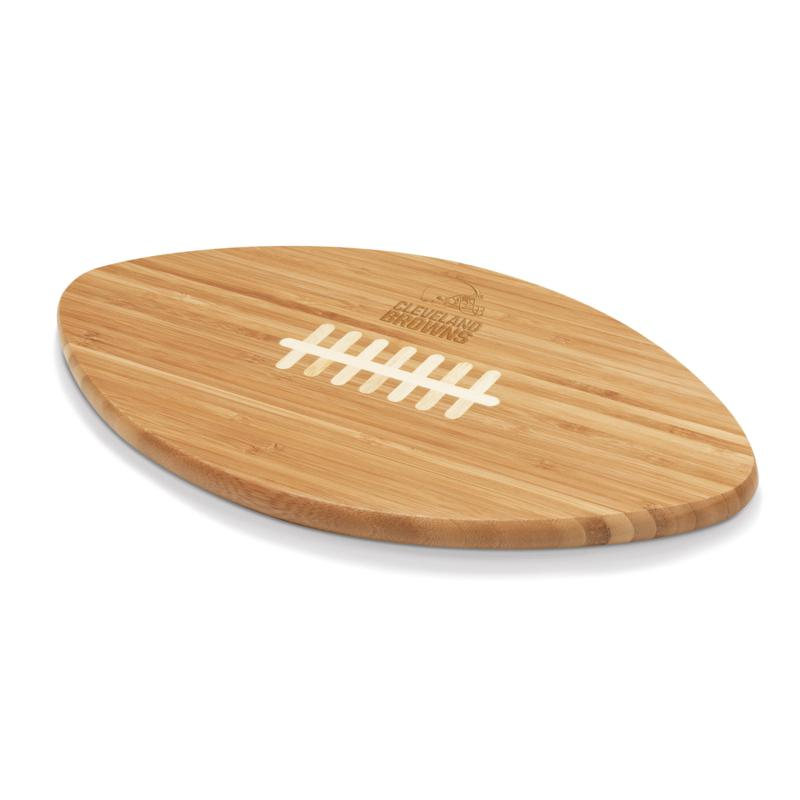 Picnic Time Touchdown Pro! Cutting Board-Cleve. Browns