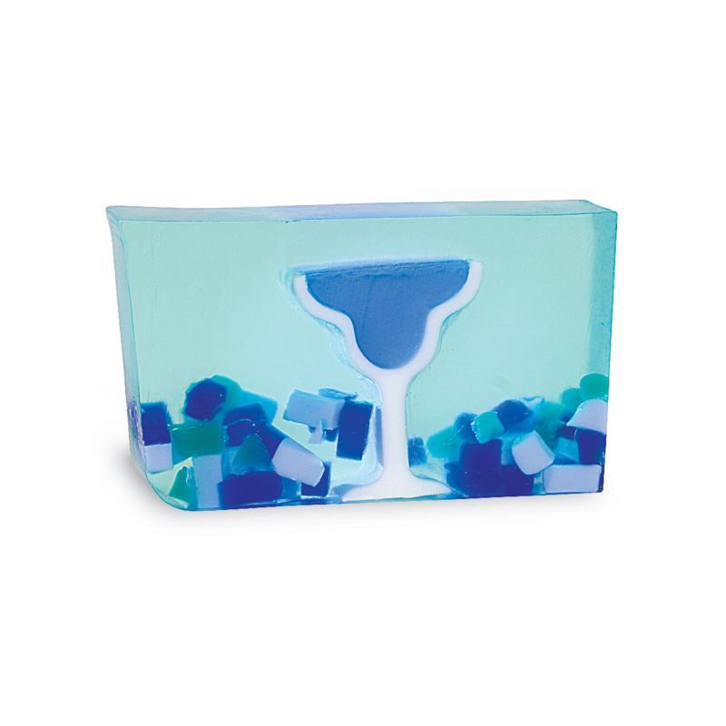 Primal Elements 6 oz Glycerin Soap - Blue Margarita