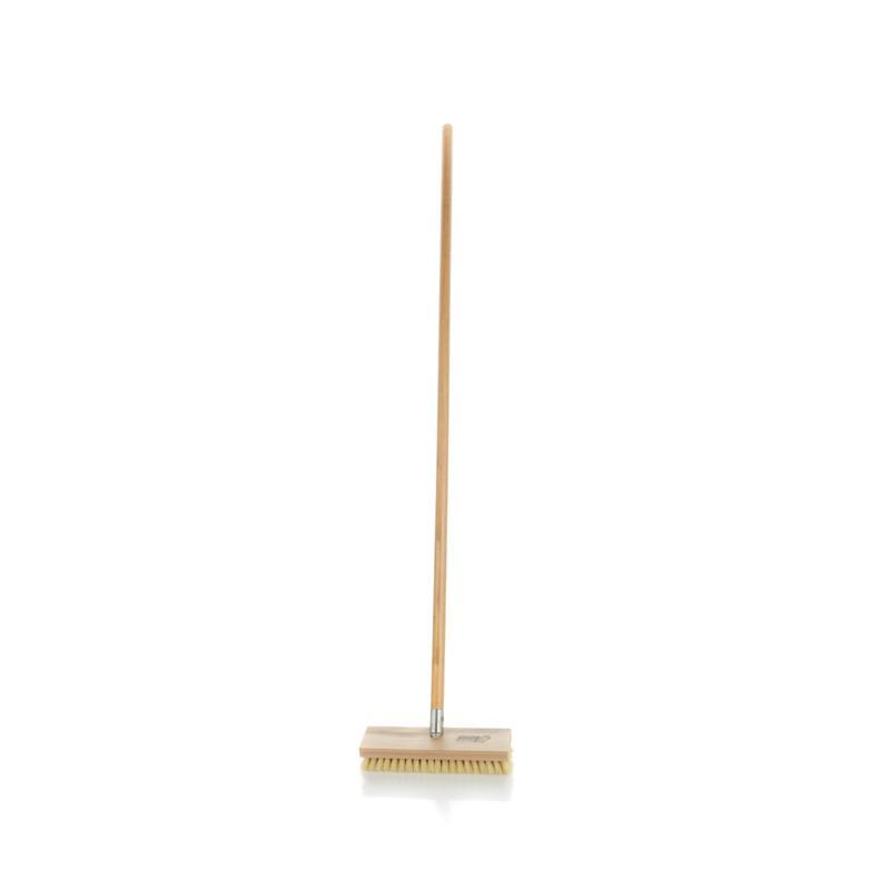 "Professor Amos Tampico Bristle 8"" Brush with 48"" Pole"