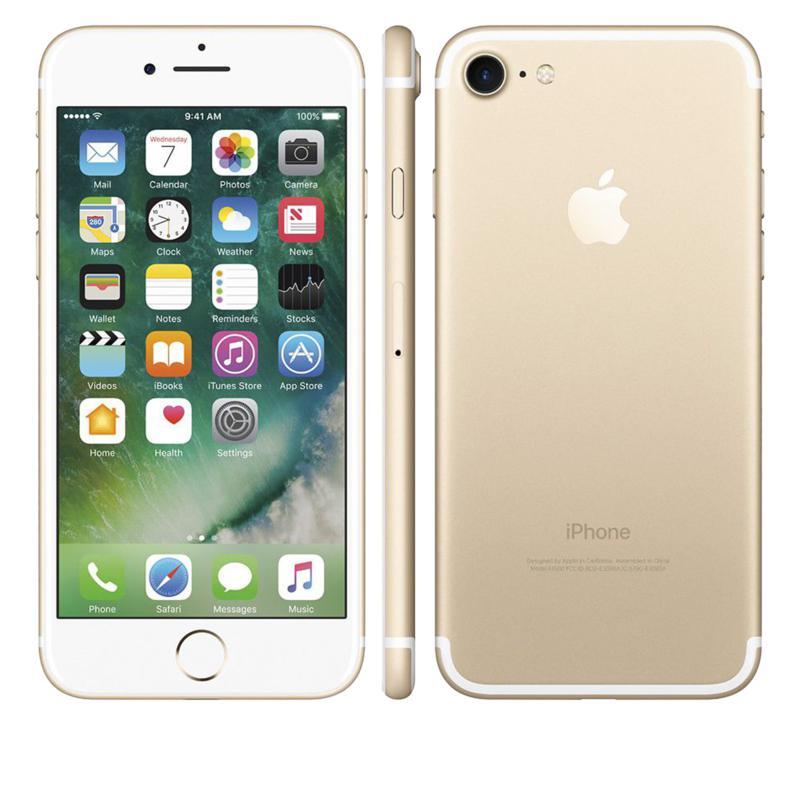 Refurbished iPhone 7 128GB Unlocked GSM Smartphone
