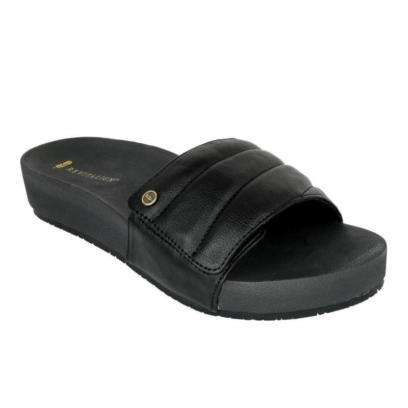 Revitalign Breezy Deluxe Adjustable Slide Sandal