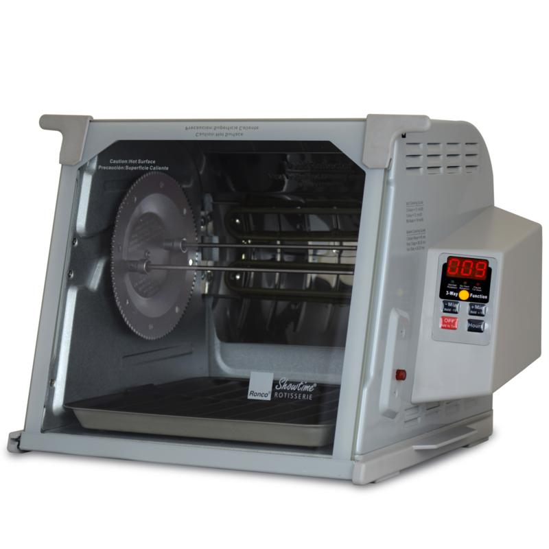 Ronco ST5000PLGEN Digital Showtime Rotisserie - Platinum Edition