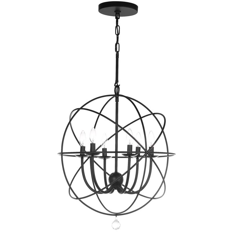 "Safavieh Evie 22"" Adjustable Chandelier"
