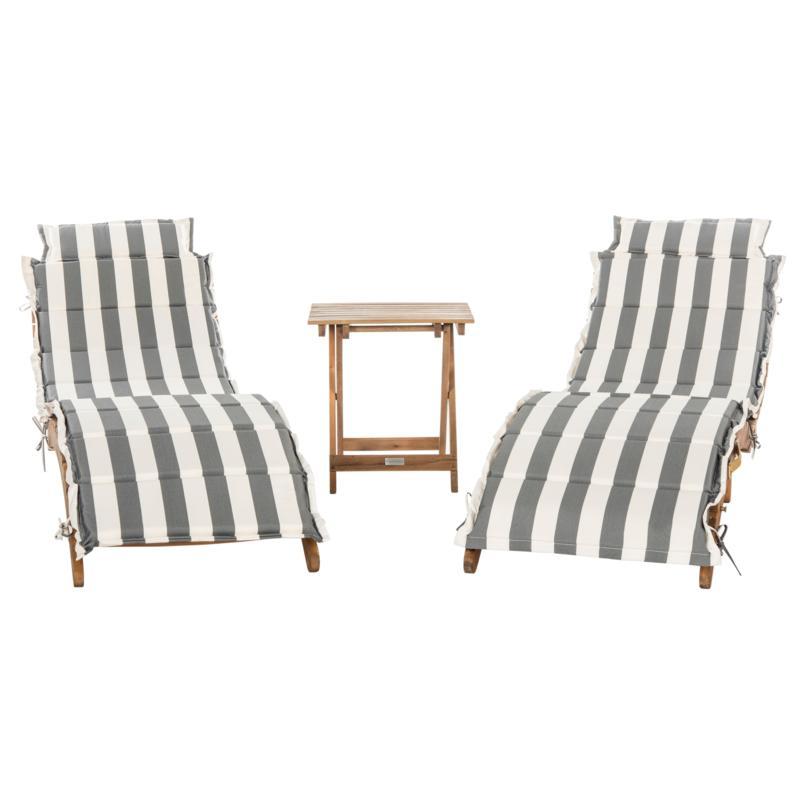 Safavieh Pacifica 3-piece Lounge Set