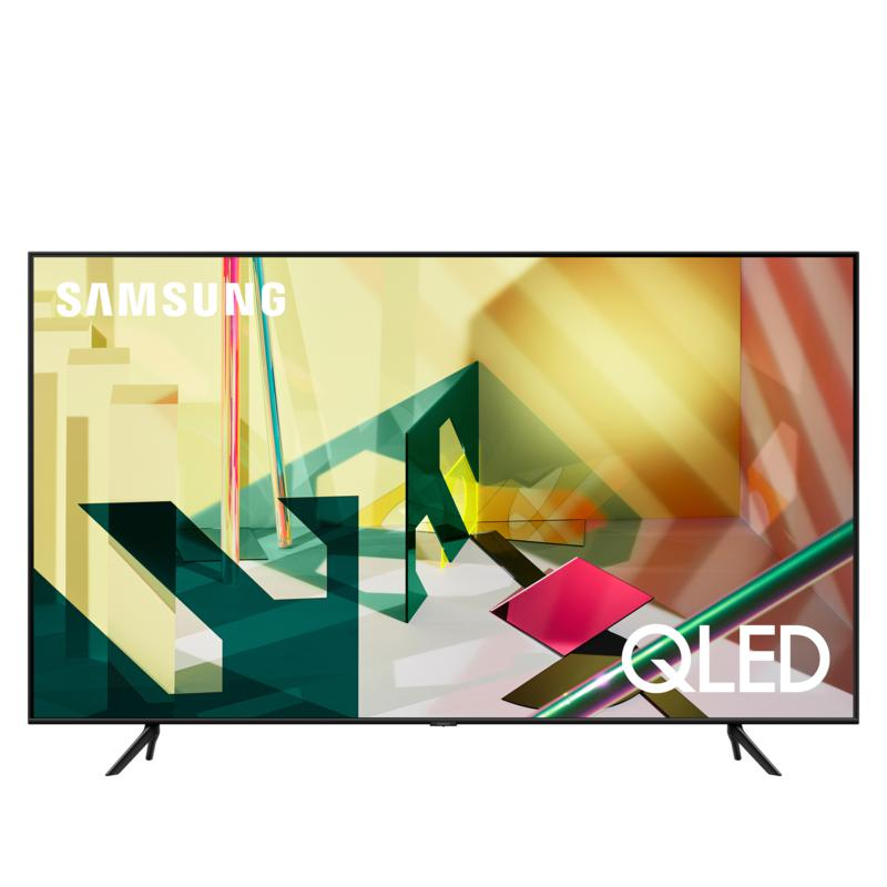 """Samsung Q70T 55"""" QLED 4K UHD HDR Smart TV with 2-Year Warranty"""