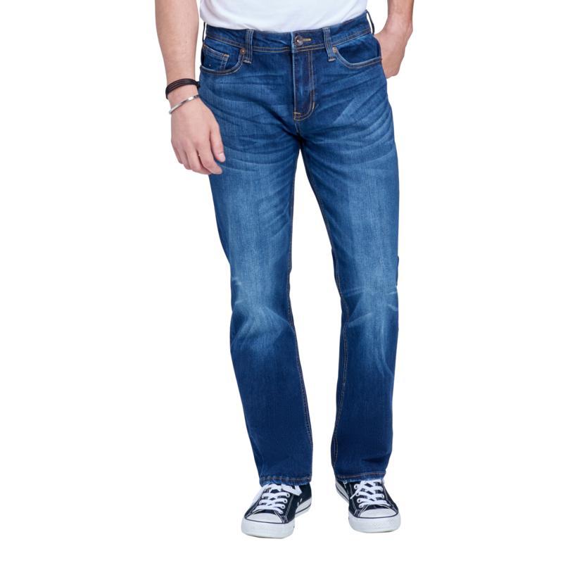 Seven7 Men's Straight 4-Way Stretch Jean