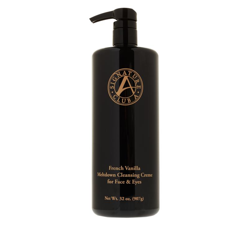 Signature Club A Supersize French Vanilla Meltdown Cleansing Creme