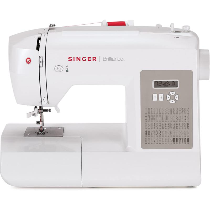 Singer 80-Stitch Computerized Portable Sewing Machine