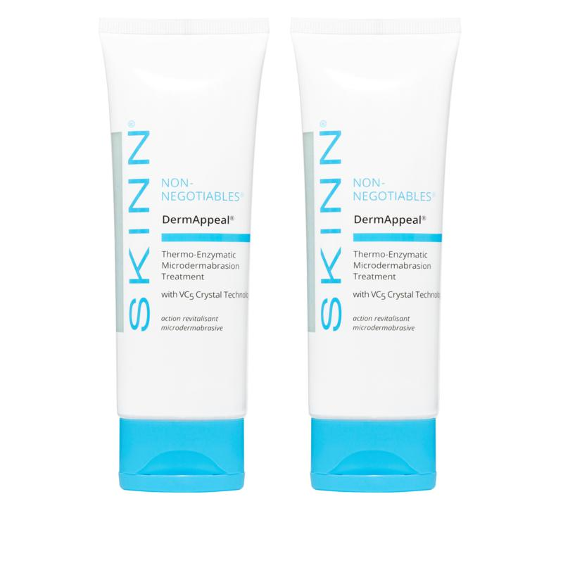 Skinn® Cosmetics 2-pack 4 oz. Non-Negotiables DermAppeal® Auto-Ship®