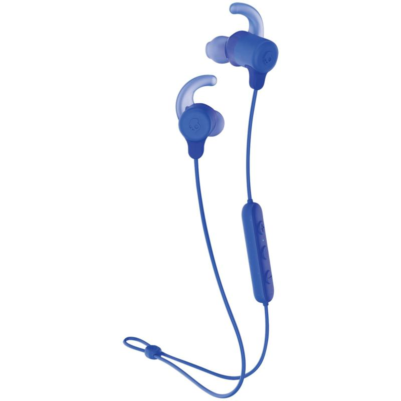 Skullcandy Jib+ Active Wireless Earbuds with Microphone - Cobalt Blue