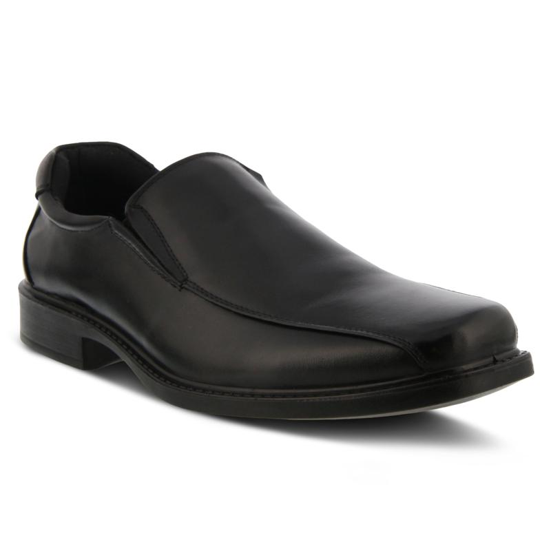 Spring Step Men's Carson Leather Slip-On Loafer
