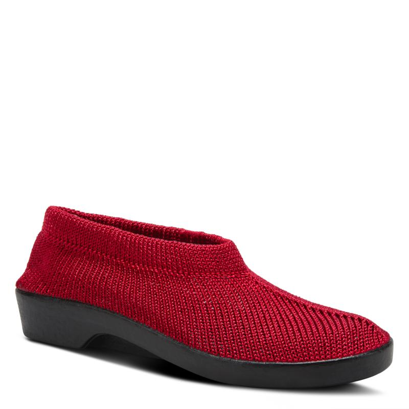 Spring Step Tender Slip-On Fabric Shoes