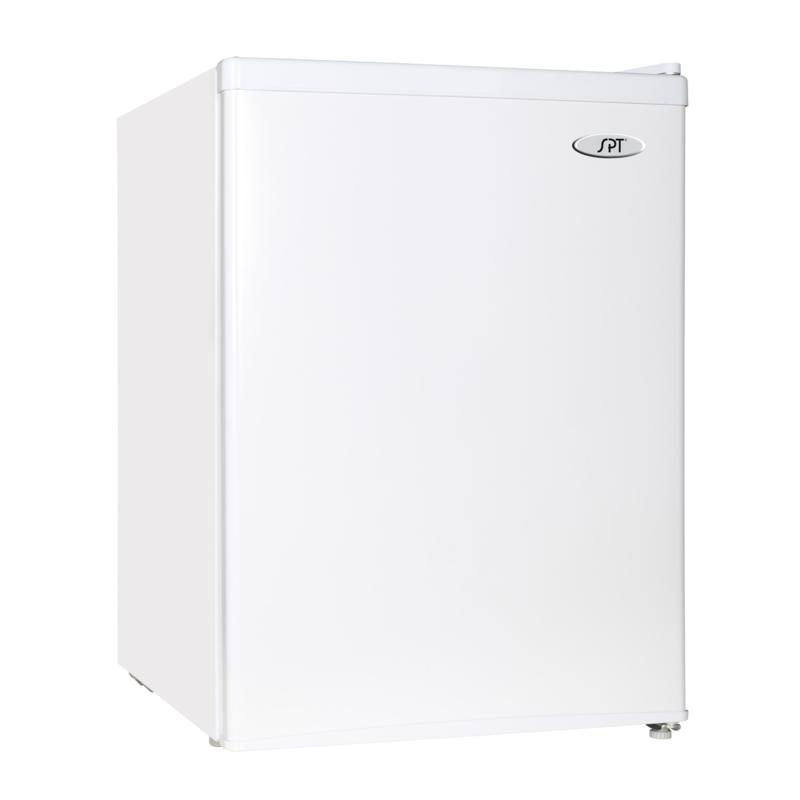 SPT 2.4 cu. ft. Compact Refrigerator with Energy Star - White