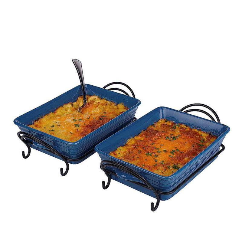 St. Clair 2-pack Macaroni and Cheese Trays