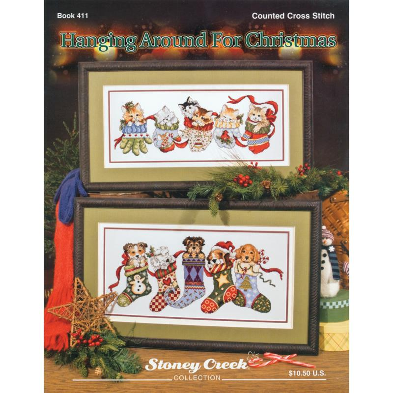 Stoney Creek Books - Hanging Around For Christmas