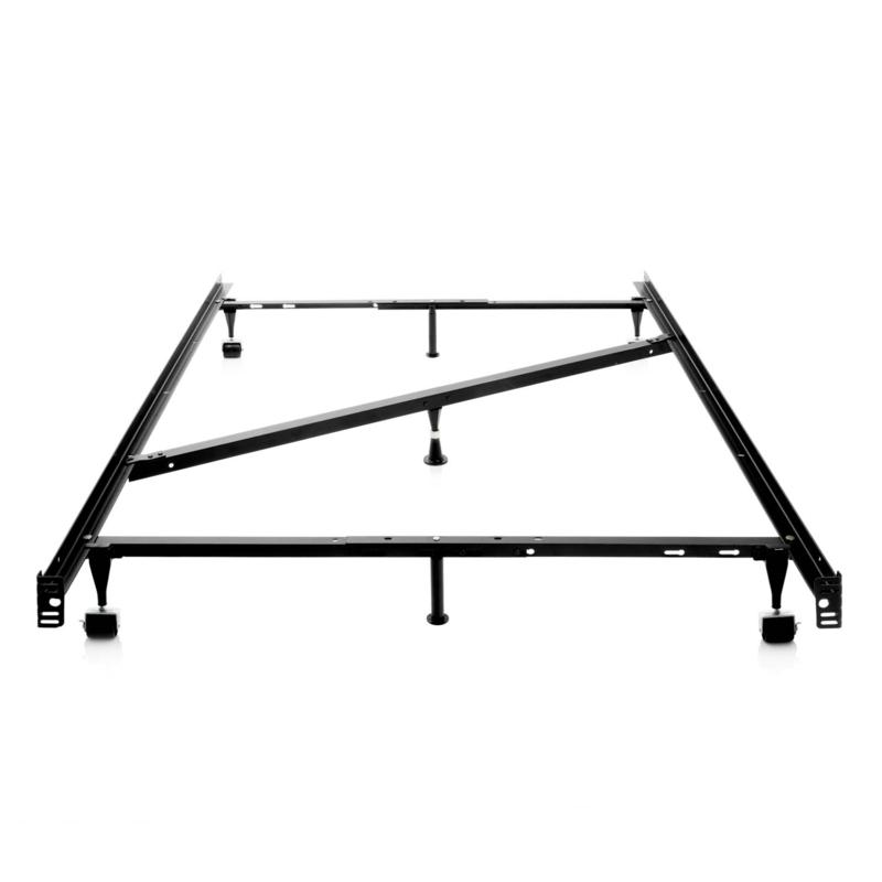 Structures Twin thru Queen Bed Frame