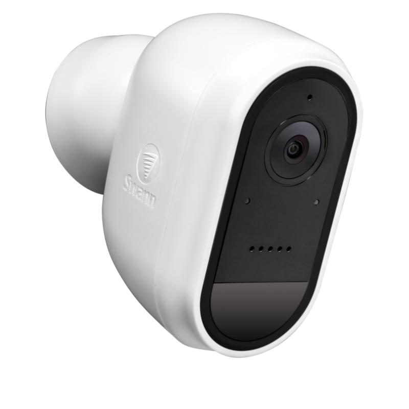 Swann Outdoor Battery-Powered Security Camera