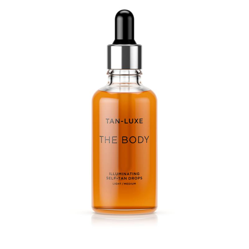 Tan-Luxe The Body Self-Tan Drops - Light/Medium