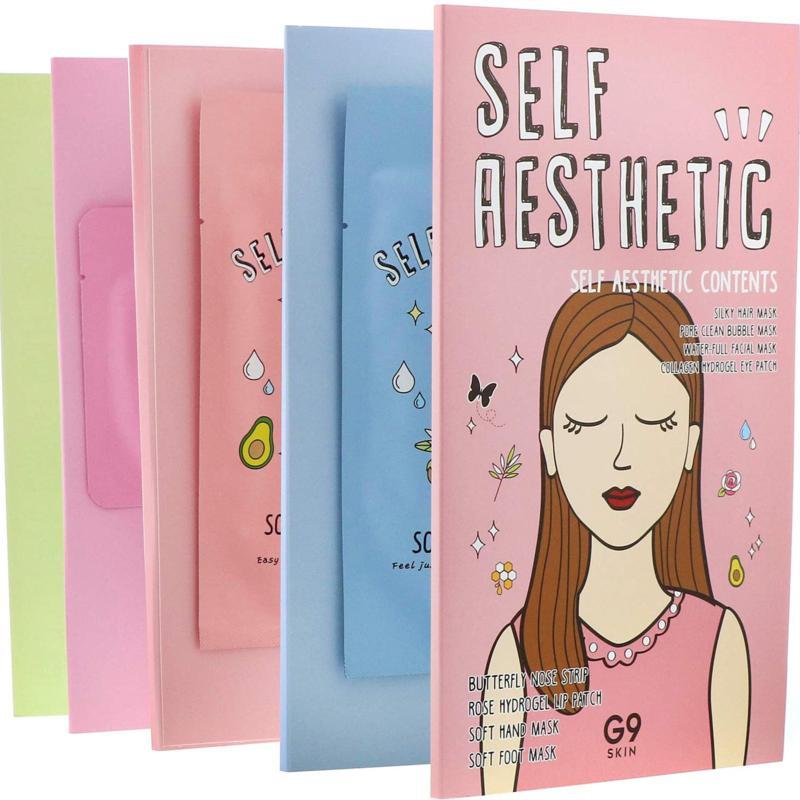 The Beauty Spy G9SKIN 8pc Self Aesthetic Magazine