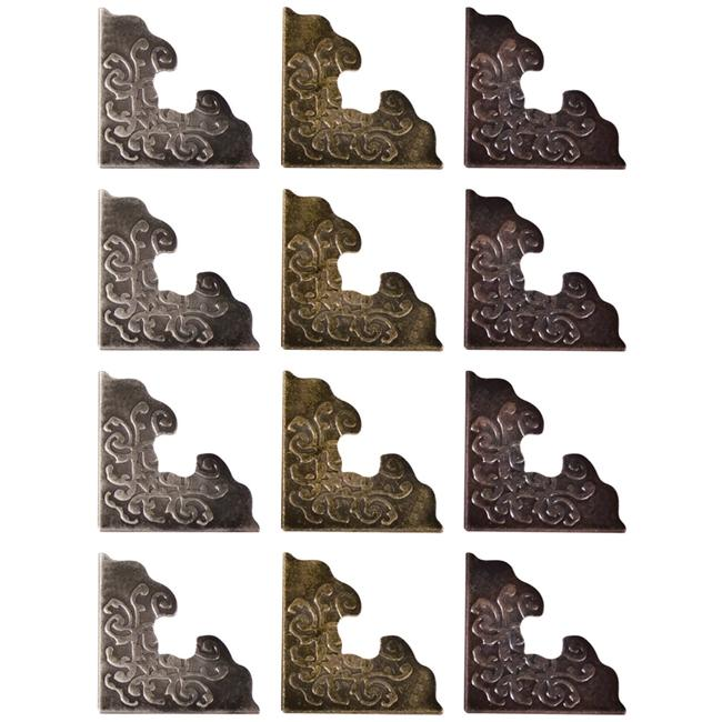Tim Holtz Idea-ology Metal Corners