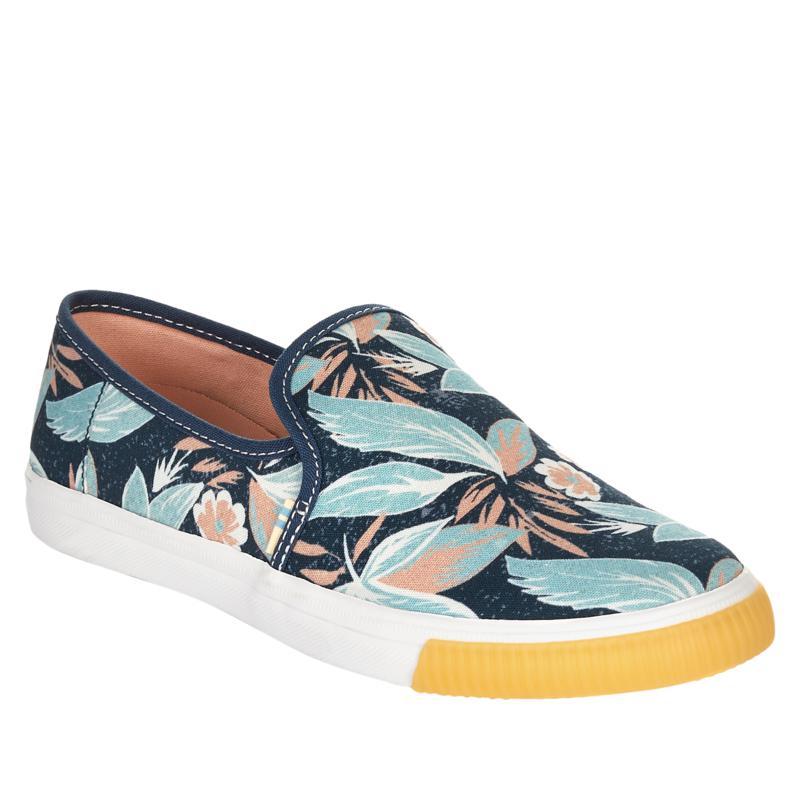 TOMS Clemente Floral-Print Slip-On Shoe