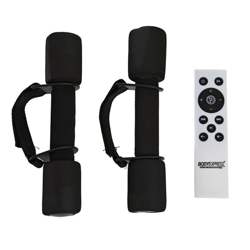 Tony Little Body Express Vibration Platform with 3 DVDs
