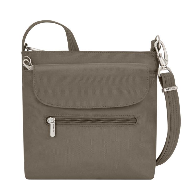 Travelon Classic Anti-Theft Mini Shoulder Bag