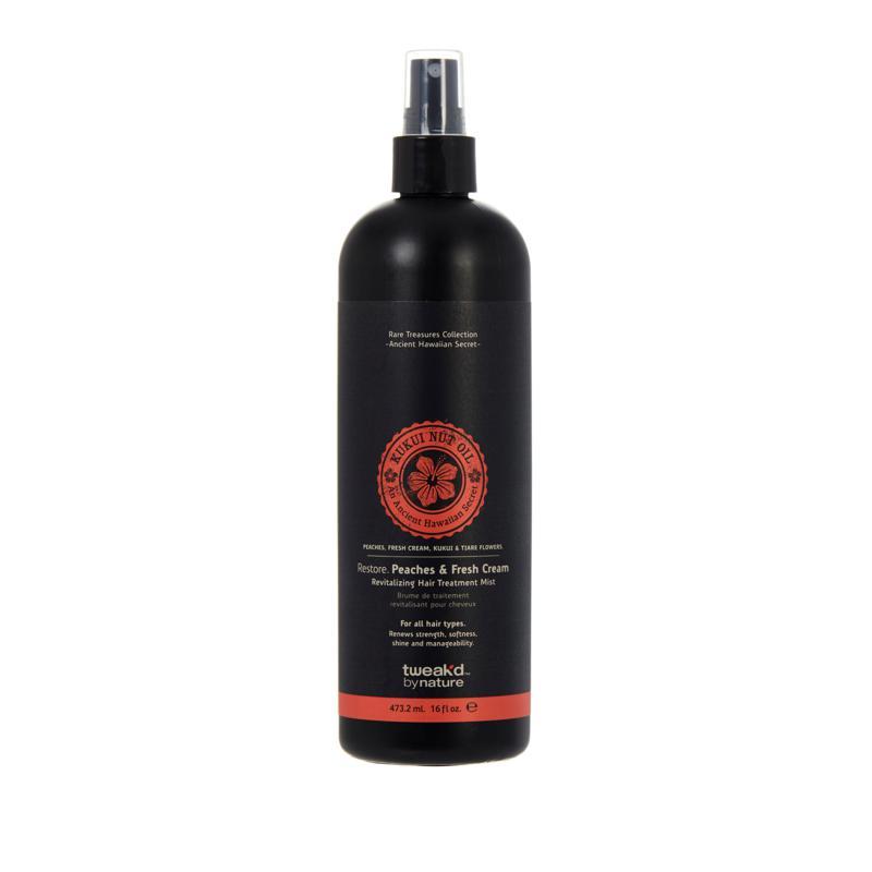 Tweak'd by Nature Peaches & Cream Supersize Revitalizing Hair Mist