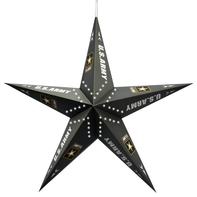 US Army Star Lantern