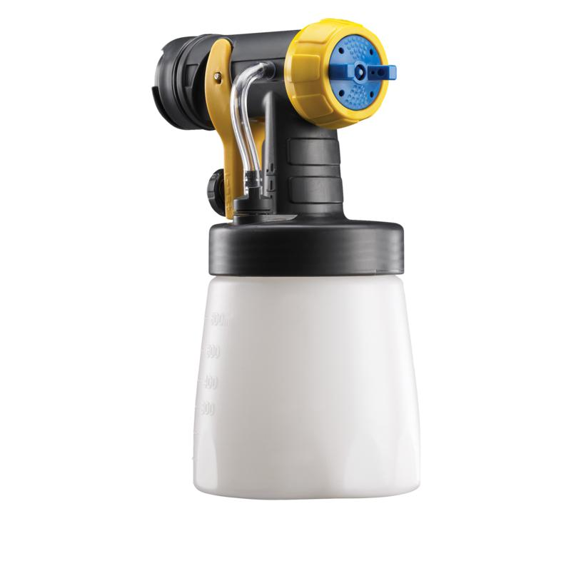 Wagner Home Decor Motorized Paint Spraying System with Cup