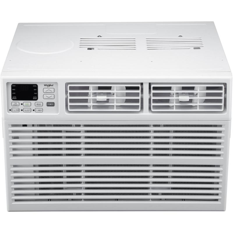 Whirlpool 6,000 BTU Window Air Conditioner w/Remote